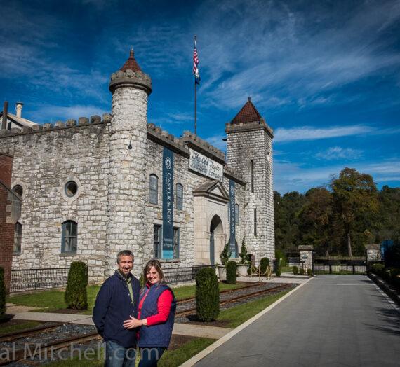 Castle & Key Distillery Field Trip