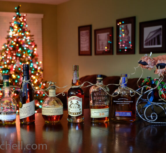 Twas the Night Before Christmas …Bourbon Style