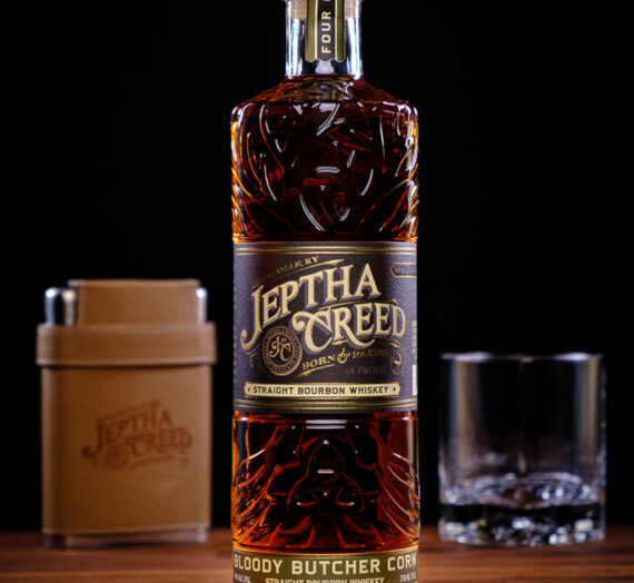 Jeptha Creed Iconic Bottle