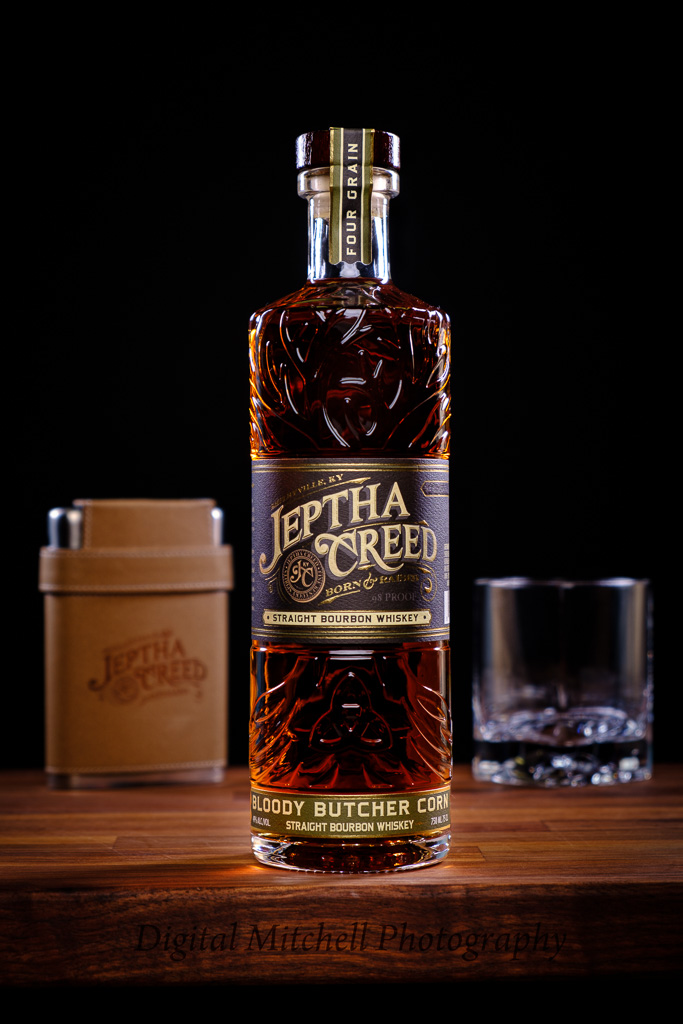 picture of a Jeptha Creed  Bourbon Bourbon Bottle