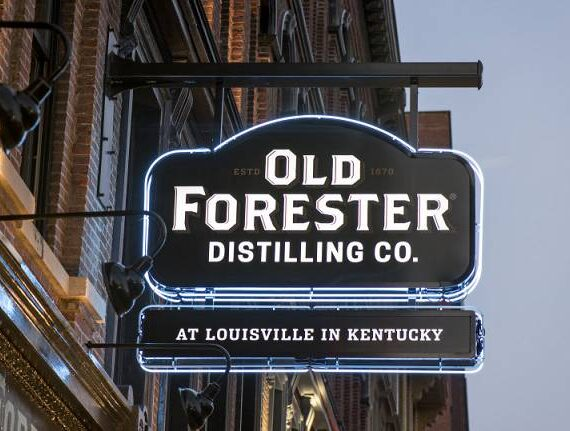 Campbell Brown -President of Old Forester