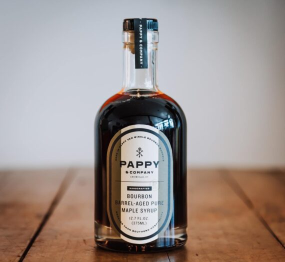 Review–Pappy Van Winkle Bourbon Barrel Aged Pure Maple Syrup