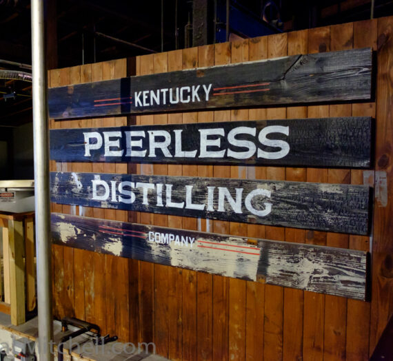Kentucky Peerless Distillery Field Trip