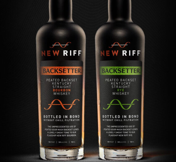New Riff Backsetter Bourbon & Rye Whiskey