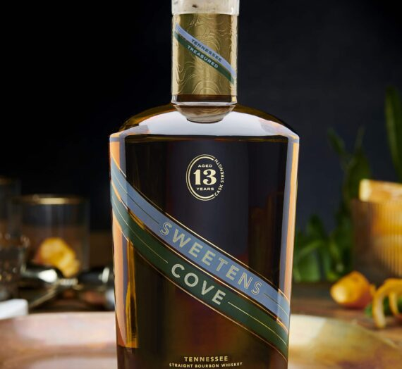 Peyton Manning and  Marianne Eaves's New Bourbon