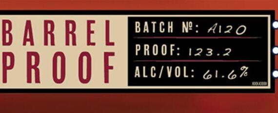 Heaven Hill Batch & Barrel Naming Convention