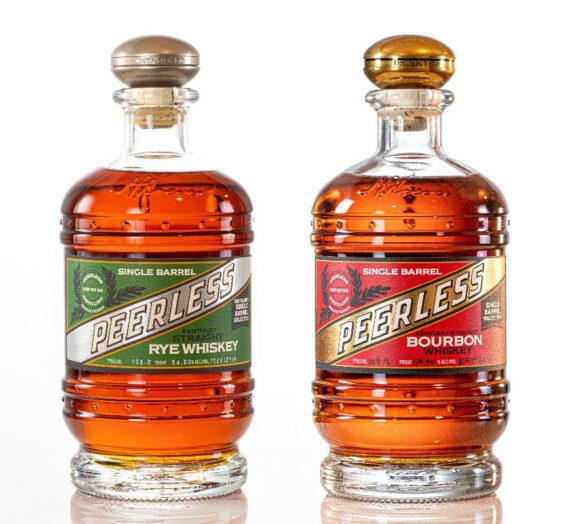 New Peerless Single Barrel Releases 5-19-2021