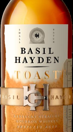 Basil Hayden's New Toast Product